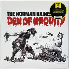 Haines Band, Norman - Den Of Iniquity LP MBLP1028