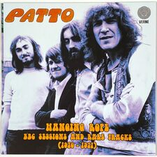 Patto - Hanging Rope BBC Sessions And Rare Tracks (1970-1971) 2-LP VER 47