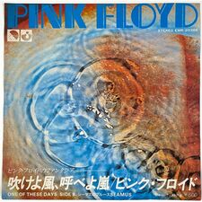 Pink Floyd - One Of These Days 7-Inch EMR-20388