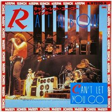 Rainbow - Can't Let You Go EP 12MM 7001