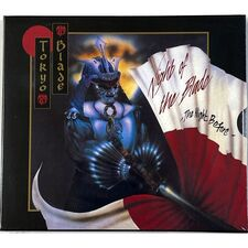 Tokyo Blade - Night Of The Blade...The Night Before CD HRR 790CD
