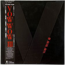 Vow Wow - III LP WTP-90381