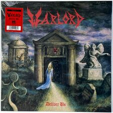 Warlord - Deliver Us LP (+7-Inch) HRR 713