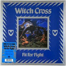Witch Cross - Fit For Fight LP HRR 607