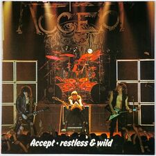 Accept - Restless And Wild LP SP25-5049