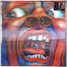 King Crimson - In The Court Of The Crimson King 3D LP 88166XAT