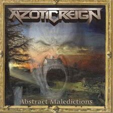 Azotic Reign - Abstract Maledictions CD IGL 1011