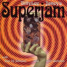 Janey, BillyLee - Superjam CD HF 076