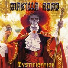Manilla Road - Mystification CD SSteel 630008