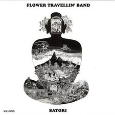 Flower Travellin' Band - Satori CD ASH 3002CD