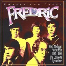 Frederic - Phases and Faces CD AA-061