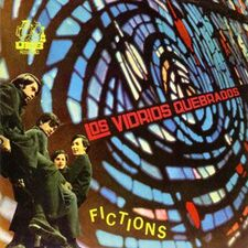 Los Vidrios Quebrados - Fictions CD