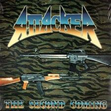 Attacker - The Second Coming LP MER2107