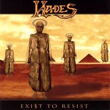 Hades - Exist to Resist CD RIUCD201021