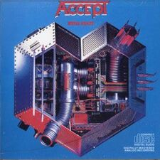 Accept - Metal Heart CD RK39974