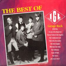 Various Artists - Best of IGL Garage Rock LP GHAS5002