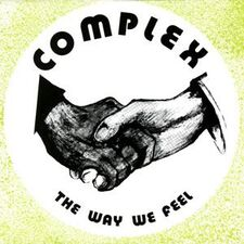 Complex - The Way We Feel CD WHCD009