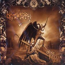 Demontuary - Of the Fallen Years CD HHR012