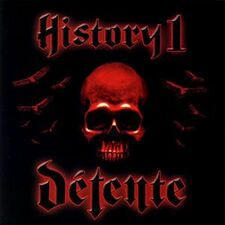 Detente - History 1 CD CR2001