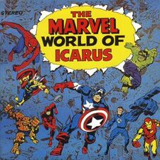 Icarus - The Marvel World of Icarus CD WHCD016