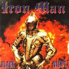 Iron Man - Black Knight CD skr029