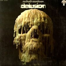 McChurch Soundroom - Delusion LP 20 21103-7