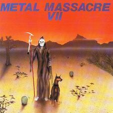 Various Artists - Metal Massacre 7 CD MBR14071