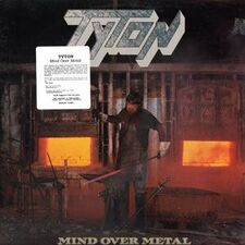 Tyton - Mind Over Metal LP 72190
