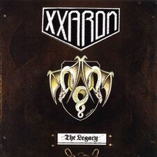 Xxaron - The Legacy CD NRR010