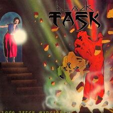 Black Task - Long After Midnight LP Axe7025