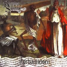 Burning Saviours - Forbannelsen / Midnight 7inch [EP] NTR4