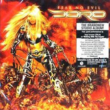 Doro - Fear No Evil CD AFM233