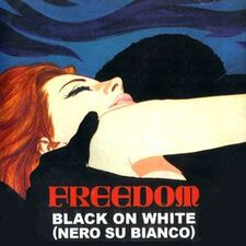 Freedom - Black on White CD SJPCD305