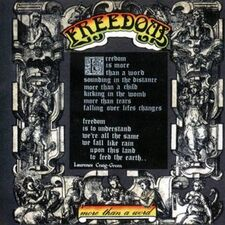 Freedom - Is More Than A Word CD SJPCD073