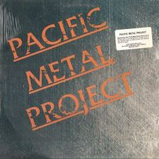 Various Artists - Pacific Metal Project LP 72075-1
