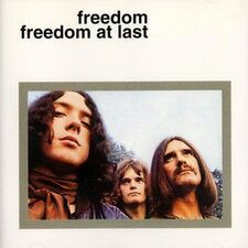 Freedom - Freedom at Last CD SJPCD175