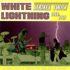 White Lightning - Strikes Twice CD AA-066