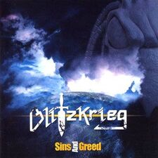 Blitzkrieg - Sins and Greed CD MNR004