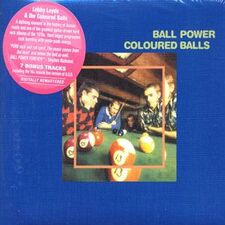 Coloured Balls - Ball Power CD AVSCD017