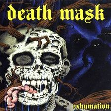 Death Mask - Exhumation CD OMR 035