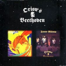 Orion's Beethoven - Superangel / Tercer Milenio CD Lion 190
