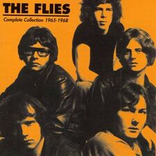 Flies, The - Complete Collection 1965-1968 CD ACLN1009CD