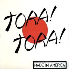 Tora Tora - Made in America LP FZ 1001