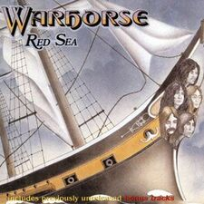 Warhorse - Red Sea CD SJPCD035