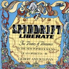 Spindrift - Pirates of Penzance LP Steady 111