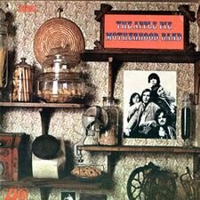 Apple Pie Motherhood Band, The - Apple Pie Motherhood Band LP SD 8189