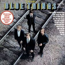 Blue Things, The - The Blue Things LP RCA-3603