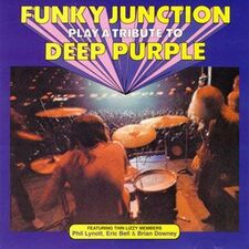 Funky Junction - Play a Tribute to Deep Purple CD KISCD4027