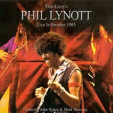 Lynott, Phil - Live In Sweden 1983 CD ZCRCD83