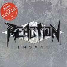 Reaction - Insane LP